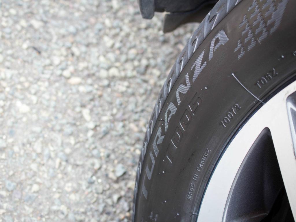 Pneu auto Bridgestone Turanza T005