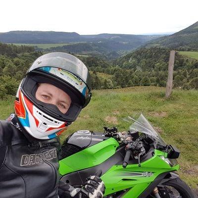 Blogueuse moto Marie SpiritofTT